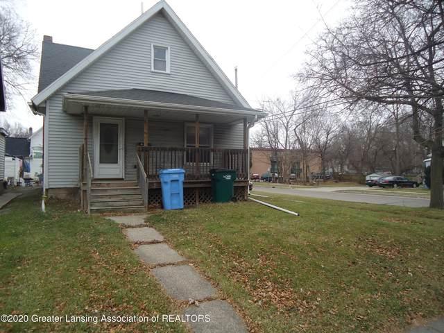 231 S Pennsylvania Avenue, Lansing, MI 48912 (MLS #252187) :: Real Home Pros