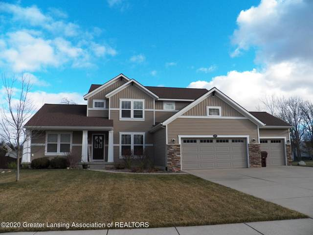 11318 Jerryson Drive, Grand Ledge, MI 48837 (MLS #252212) :: Real Home Pros