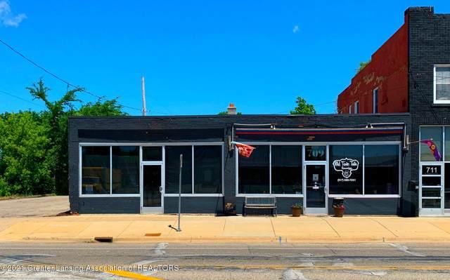 707 E Cesar Chavez (Grand River) Avenue, Lansing, MI 48906 (MLS #252345) :: Real Home Pros