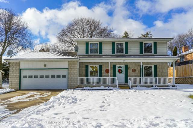 5853 E Smithfield Avenue, East Lansing, MI 48823 (MLS #252403) :: Real Home Pros
