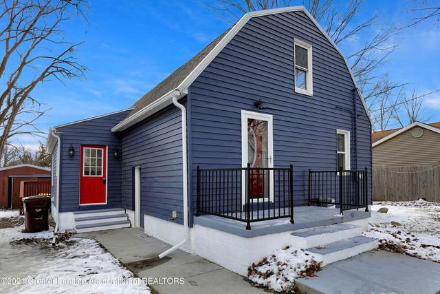 404 E Cherry Street, Mason, MI 48854 (MLS #252409) :: Real Home Pros