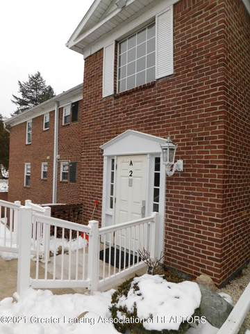3333 Moores River Drive Drive #205, Lansing, MI 48911 (MLS #252460) :: Real Home Pros