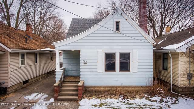 529 Shepard Street, Lansing, MI 48912 (MLS #252467) :: Real Home Pros