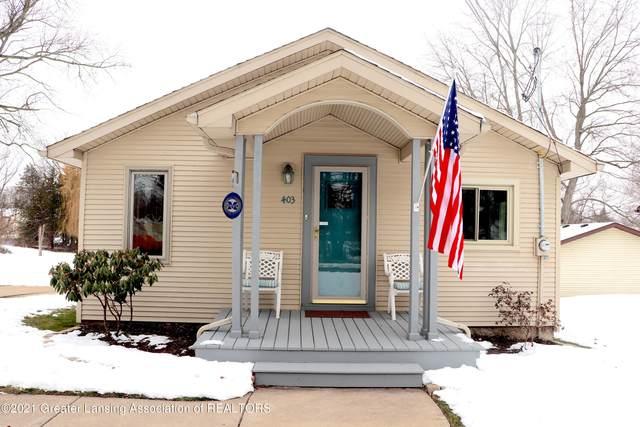 403 Renker Road, Lansing, MI 48917 (MLS #252472) :: Real Home Pros