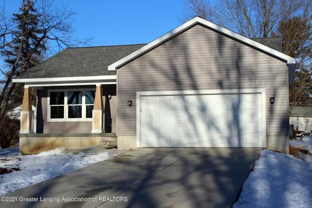 8686 Ironstone Drive, Dimondale, MI 48821 (MLS #252482) :: Real Home Pros