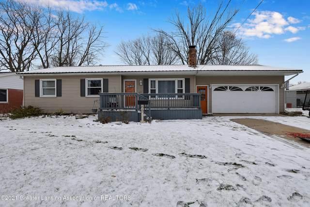 807 N Mead Street, St. Johns, MI 48879 (MLS #252484) :: Real Home Pros