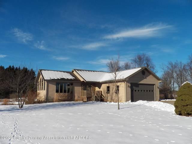 8990 S Shepardsville Road, Laingsburg, MI 48848 (MLS #252510) :: Real Home Pros