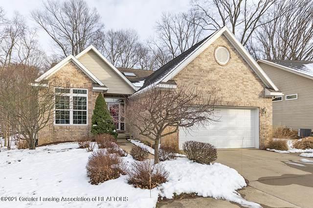 2333 Sapphire Lane #46, East Lansing, MI 48823 (MLS #252512) :: Real Home Pros