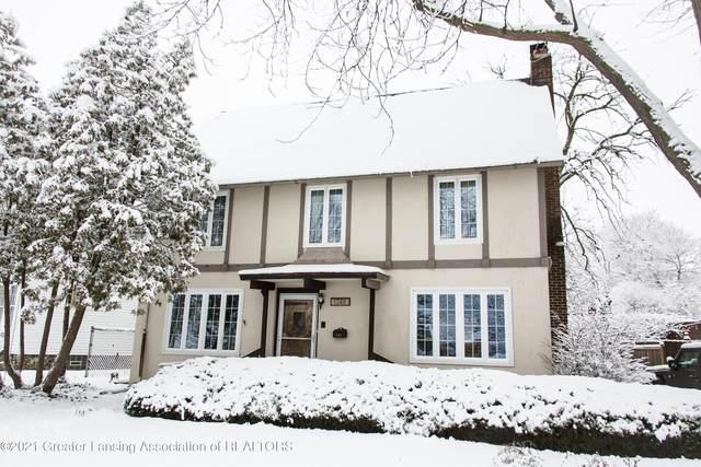 1326 N Genesee Drive, Lansing, MI 48915 (MLS #252518) :: Real Home Pros
