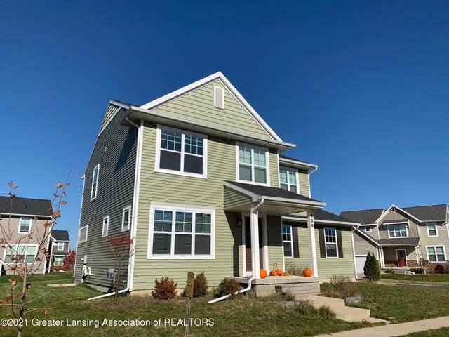 638 Accipiter Way, East Lansing, MI 48823 (MLS #252528) :: Real Home Pros
