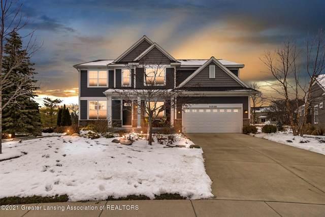11735 Claridge Drive, Dewitt, MI 48820 (MLS #252531) :: Real Home Pros