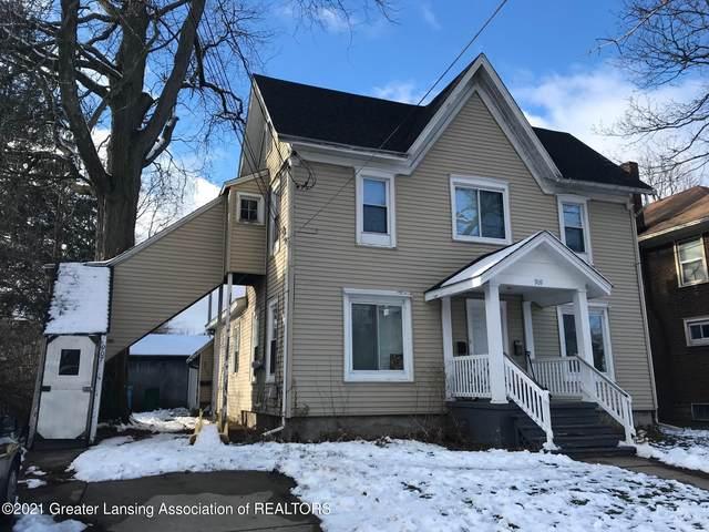 909 N Capitol Avenue, Lansing, MI 48906 (MLS #252544) :: Real Home Pros