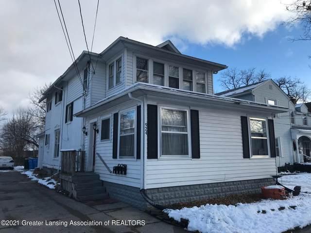 924 N Capitol Avenue, Lansing, MI 48906 (MLS #252545) :: Real Home Pros