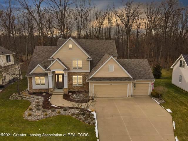 13368 Speckledwood Drive, Dewitt, MI 48820 (MLS #252550) :: Real Home Pros