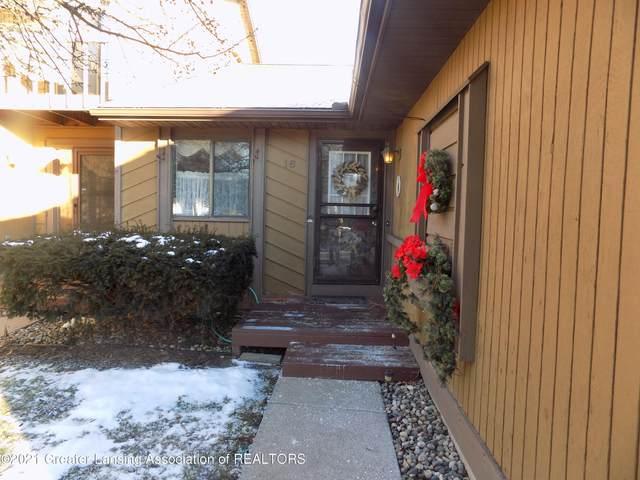 4360 Holt Road #16, Holt, MI 48842 (MLS #252677) :: Real Home Pros