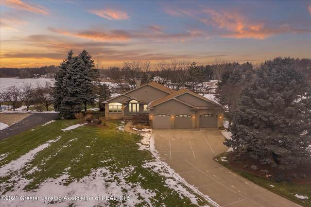 8685 W Lakeshore Drive, Perry, MI 48872 (MLS #252690) :: Real Home Pros