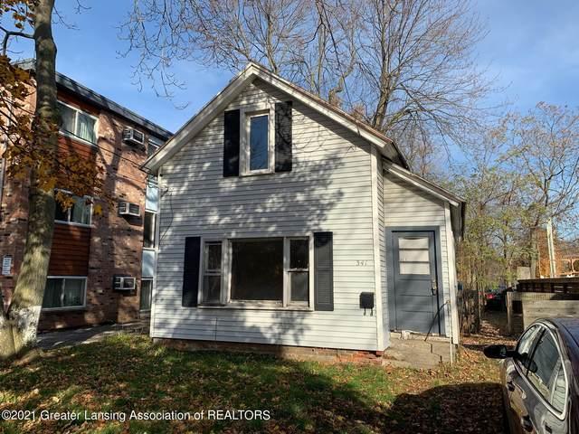 341 E Hillsdale Street, Lansing, MI 48933 (MLS #252854) :: Home Seekers