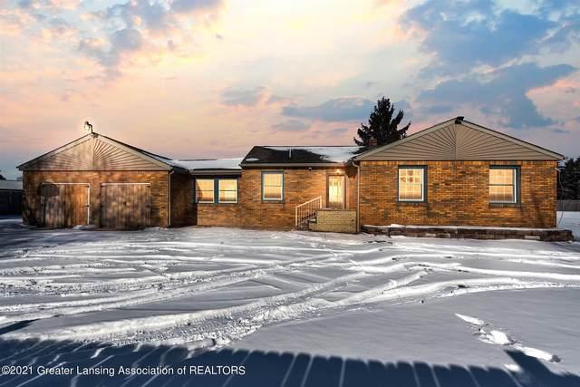 1155 E Grand Ledge Highway, Grand Ledge, MI 48837 (MLS #252884) :: Real Home Pros
