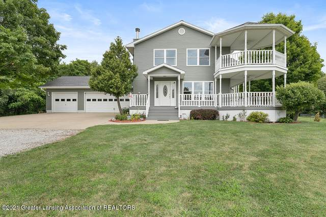 5675 S Stine Road, Olivet, MI 49076 (MLS #252907) :: Real Home Pros