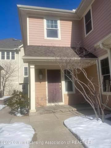 215 E St, Joseph Street, Lansing, MI 48933 (MLS #252975) :: Real Home Pros