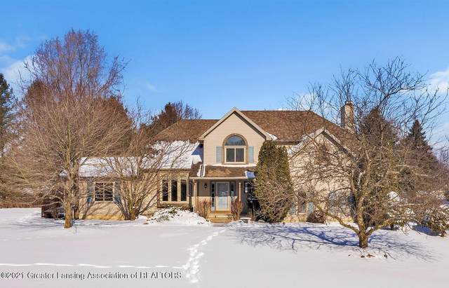 2311 Hiddenview Lane, Williamston, MI 48895 (MLS #252985) :: Real Home Pros