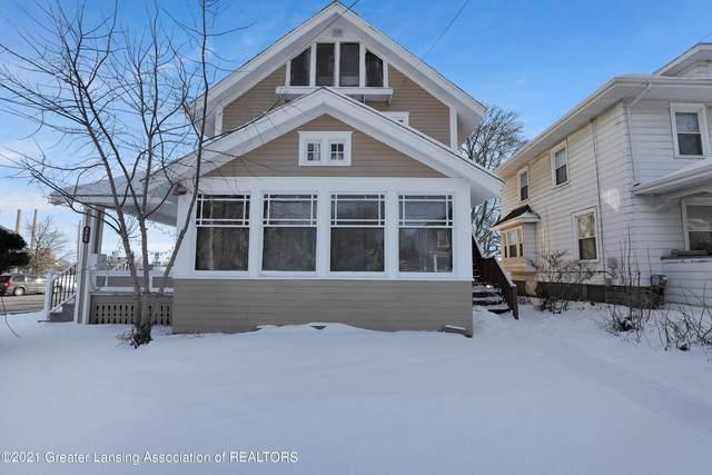 1203 W Hillsdale Street, Lansing, MI 48915 (MLS #252996) :: Real Home Pros