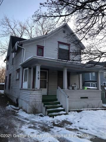 219 W Oakland Avenue, Lansing, MI 48906 (MLS #253143) :: Home Seekers