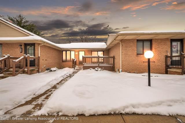 240 S Bonnie Brook Drive #53, Charlotte, MI 48813 (MLS #253161) :: Real Home Pros