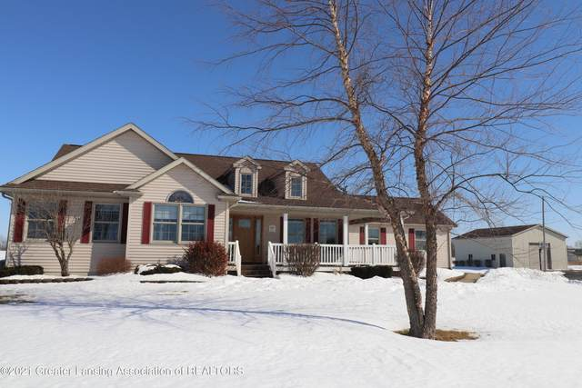 9771 S Wacousta Road, Dewitt, MI 48820 (MLS #253231) :: Real Home Pros