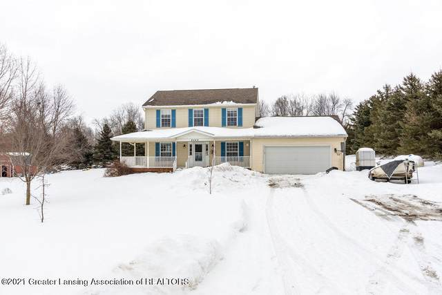 8469 S Gale Road, Morrice, MI 48857 (MLS #253245) :: Real Home Pros