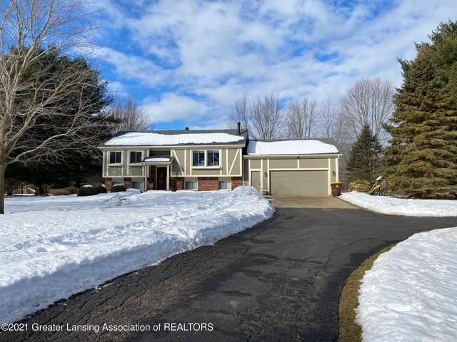 1771 Gunn Road, Holt, MI 48842 (MLS #253274) :: Real Home Pros