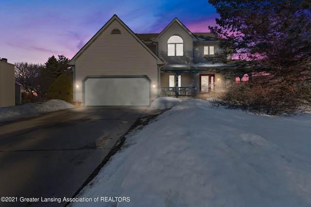 1314 Wolf Run, Lansing, MI 48917 (MLS #253286) :: Real Home Pros