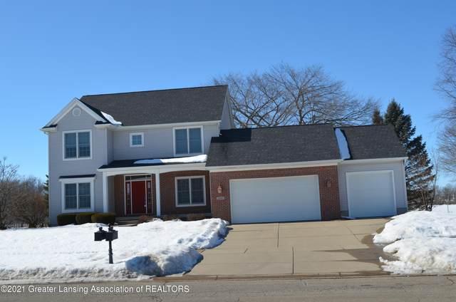 10845 Knockaderry Drive, Grand Ledge, MI 48837 (MLS #253308) :: Real Home Pros