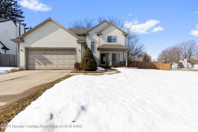 1285 Sumac Lane, Holt, MI 48842 (MLS #253350) :: Real Home Pros