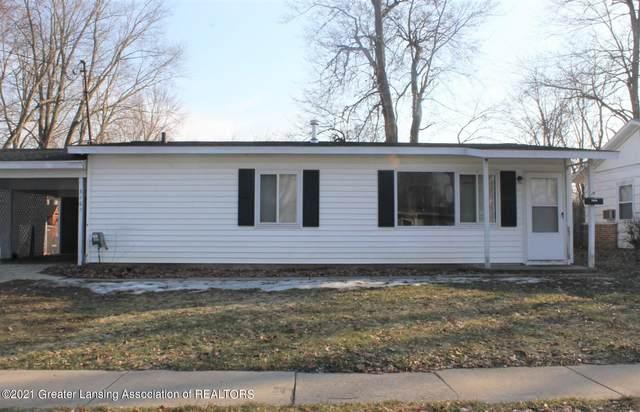 3101 Fielding Drive, Lansing, MI 48911 (MLS #253634) :: Home Seekers