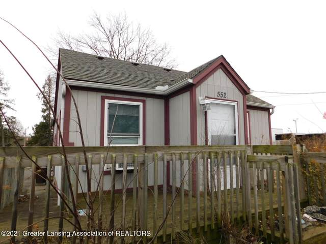 552 E Jolly Road, Lansing, MI 48910 (MLS #253854) :: Home Seekers