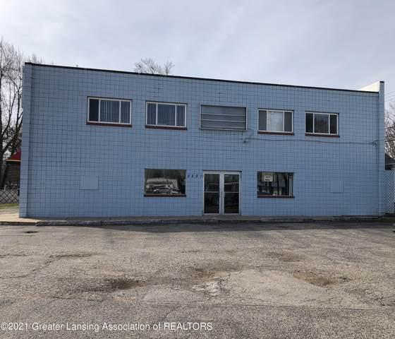 4601 N Grand River Avenue, Lansing, MI 48906 (MLS #254314) :: Home Seekers