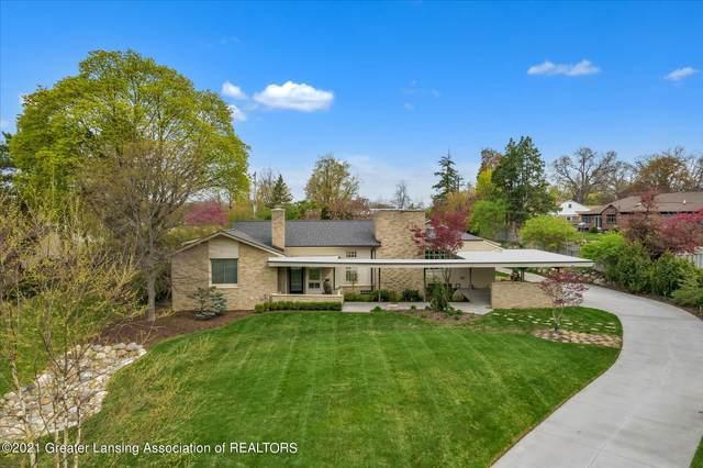820 Southlawn Avenue, East Lansing, MI 48823 (MLS #255107) :: Home Seekers