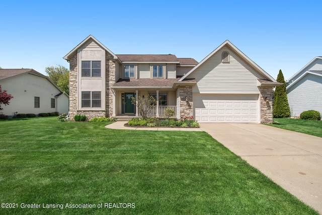 12900 Chartreuse Drive, Dewitt, MI 48820 (MLS #255338) :: Home Seekers