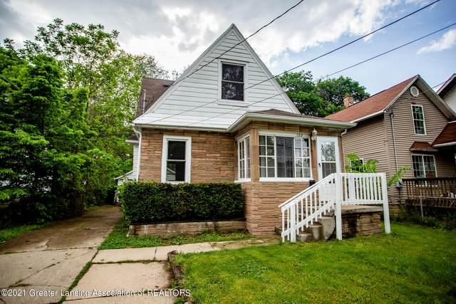 122 Allen Street, Lansing, MI 48912 (MLS #255779) :: Home Seekers