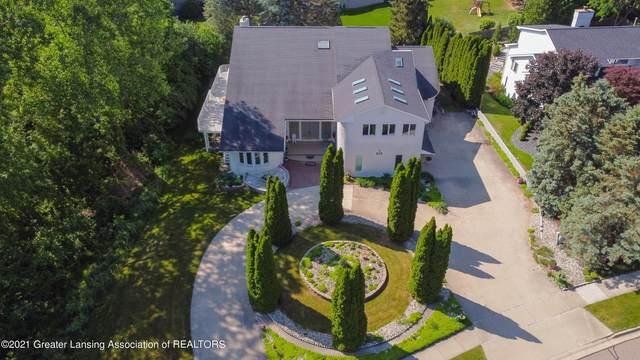 3615 Beech Tree Lane, Okemos, MI 48864 (MLS #255909) :: Home Seekers