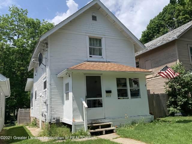 234 S Hayford Avenue, Lansing, MI 48912 (MLS #256199) :: Home Seekers