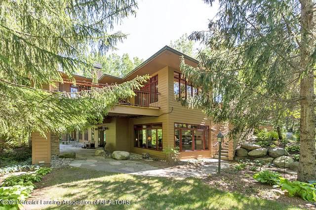 4060 Warbler Way, Williamston, MI 48895 (MLS #256431) :: Home Seekers