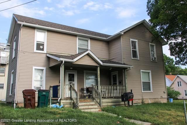 1233/1235 N Walnut Street, Lansing, MI 48906 (MLS #256603) :: Home Seekers