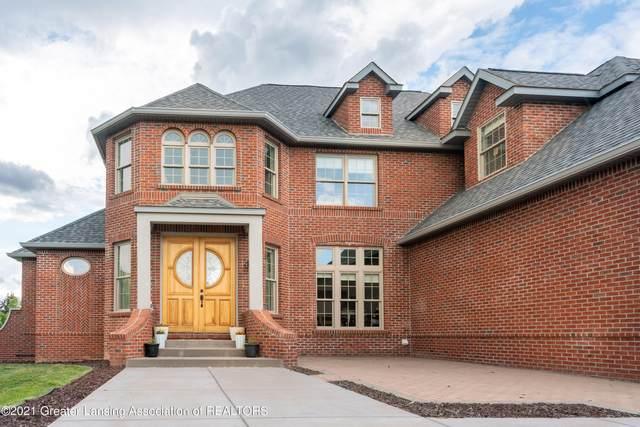 50 Victorian Hills Drive, Okemos, MI 48864 (MLS #256624) :: Home Seekers