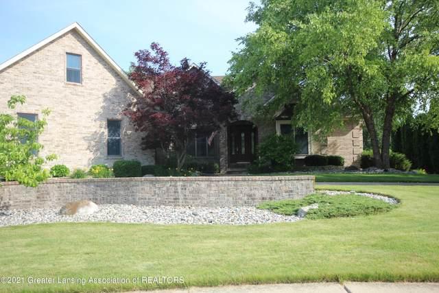 1433 Sanborn Drive, Dewitt, MI 48820 (MLS #256680) :: Home Seekers