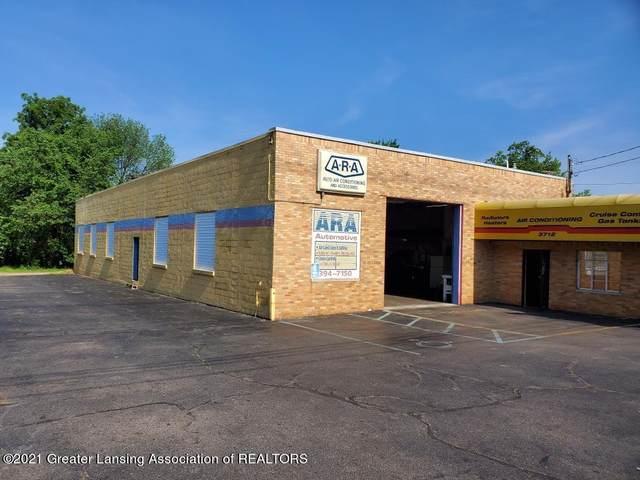 3712 S Cedar Street, Lansing, MI 48910 (MLS #256703) :: Home Seekers