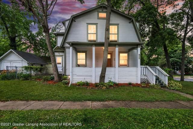 357 Marshall Street, East Lansing, MI 48823 (MLS #256934) :: Home Seekers
