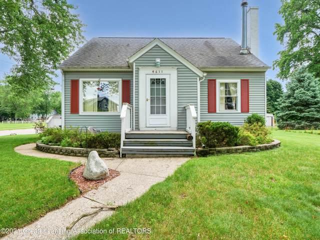 4611 Krental Street, Holt, MI 48842 (MLS #256982) :: Home Seekers