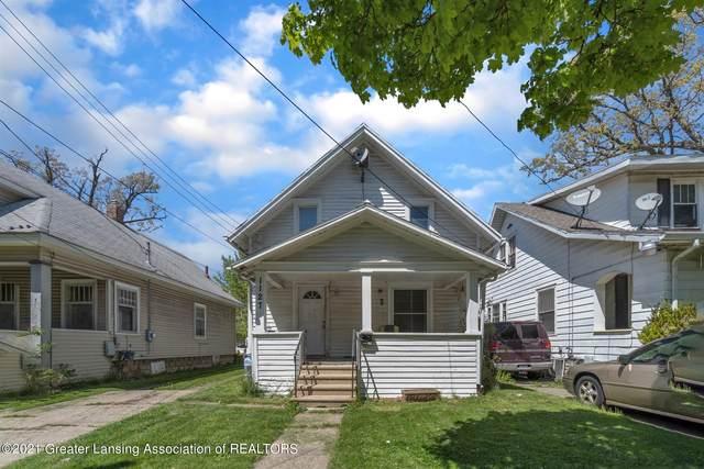 1127 E Malcolm X Street, Lansing, MI 48912 (MLS #257253) :: Home Seekers